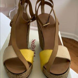 See By Chloe- Ladies wedge sandals